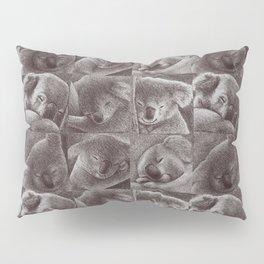 Sleepy Koala Pillow Sham