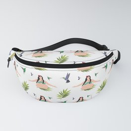 Into My Mind Fanny Pack