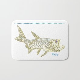 Key West Tarpon II Bath Mat