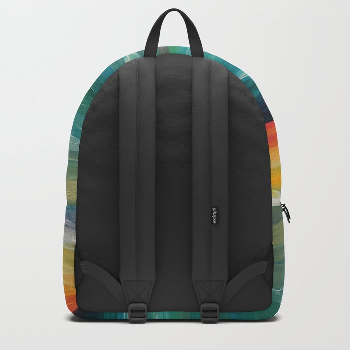 Cancun inspired Backpack