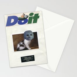Just DO IT ! Stationery Cards