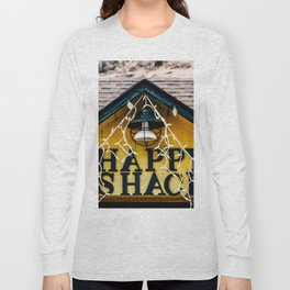 Happy Shack Long Sleeve T-shirt