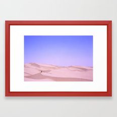 Lay Into Me Framed Art Print