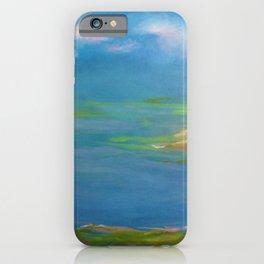 Spring Marsh iPhone Case