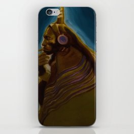 The Peacemaker iPhone Skin