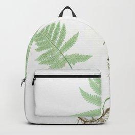 Botanical Beech Fern Backpack
