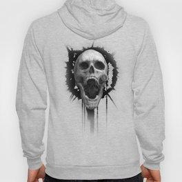 Screaming Skull Hoody