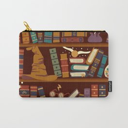 Hogwarts Things Carry-All Pouch