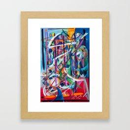 Augurs of Spring Framed Art Print
