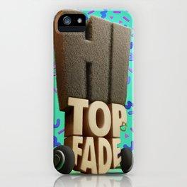 Hightop Fade iPhone Case