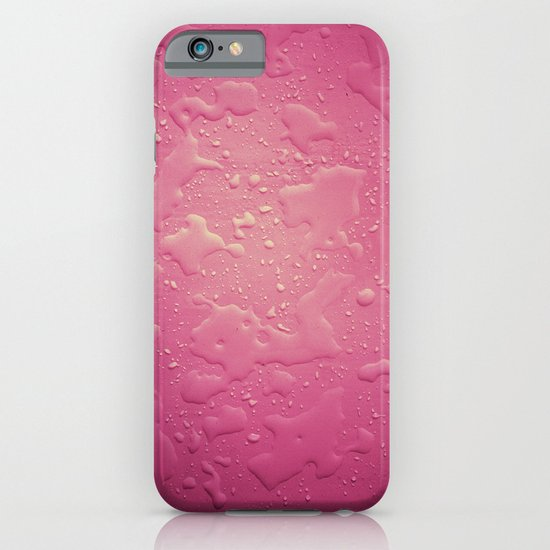 water droplets iPhone & iPod Case