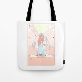 Sagittarius  - The Explorer Tote Bag