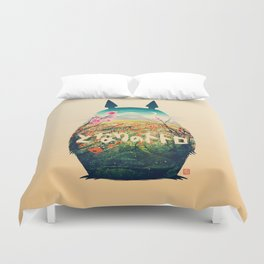 Forest Dream Duvet Cover