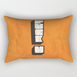 FUPM Rectangular Pillow