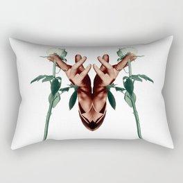 With You Rectangular Pillow