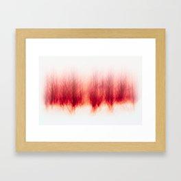 Winter Primary 03 Framed Art Print