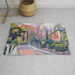 Spencer Gore - Cambrian Road, Richmond - Digital Remastered Edition Rug