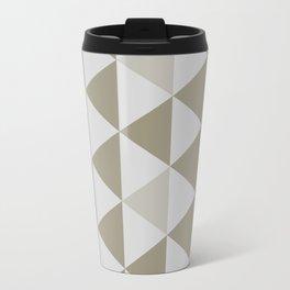 Great Triangle Pattern Travel Mug
