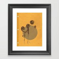 IKA Framed Art Print
