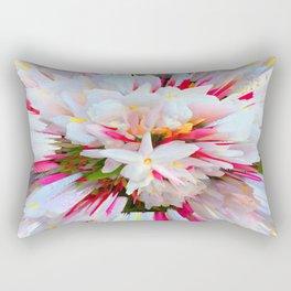 Flowers of  Pure Love Essence Rectangular Pillow