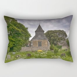 St Mary and St Peter Wilmington Rectangular Pillow