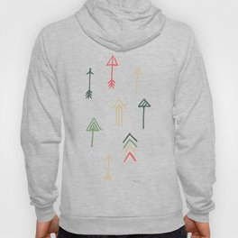 Arrow Sketch Hoody
