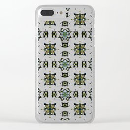 sideby-- Clear iPhone Case