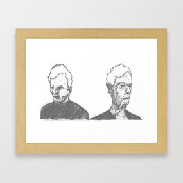 Бabes Framed Art Print