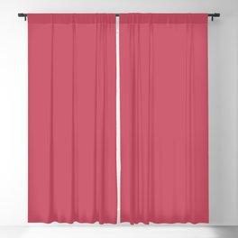 Chestnut Rose Blackout Curtain