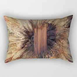 Crystal Forest Rectangular Pillow