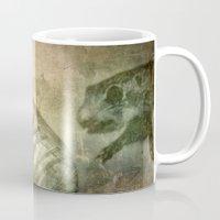bond Mugs featuring Bond by Adelina Campean