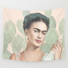 Couture Mexicaine Wall Tapestry