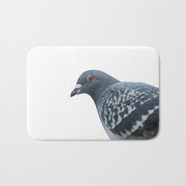 Peace Bird Bath Mat