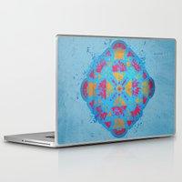 spiritual Laptop & iPad Skins featuring Spiritual by Caroline David
