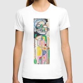 Untitled ART RAT TRA T-shirt