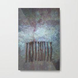 Eleven  Metal Print