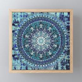 Monterey Mandala Framed Mini Art Print