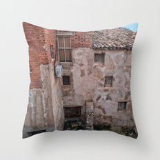 018 Throw Pillow
