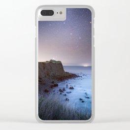 Star Cove Clear iPhone Case