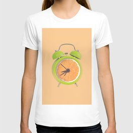 Fruity alarm clock T-shirt