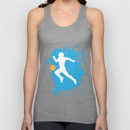 Argentinian Legends Unisex Tank Top
