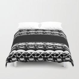 Skull Pattern Duvet Cover