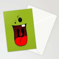 Faces V1 Stationery Cards