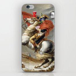 Napoleon Born2party iPhone Skin