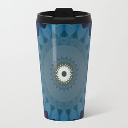 Basal Color Mandala 4 Travel Mug