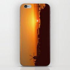 Ibiza Sunset. iPhone & iPod Skin