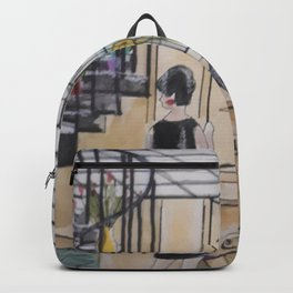 Crimson & Clover Backpack