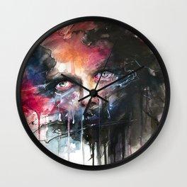 non parlarne mai Wall Clock