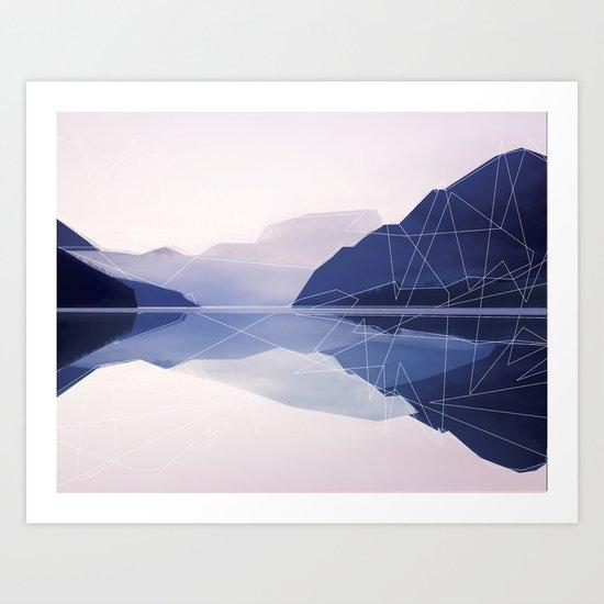 Denouement Art Print