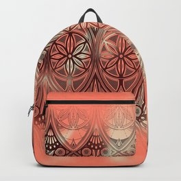 Arabesque mix Backpack